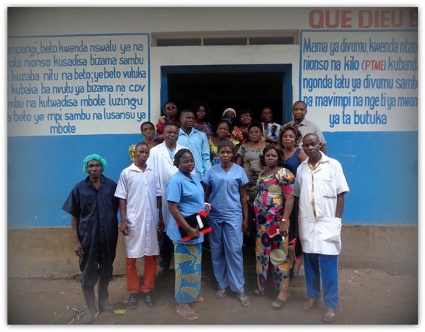 Famulatur im Kongo.