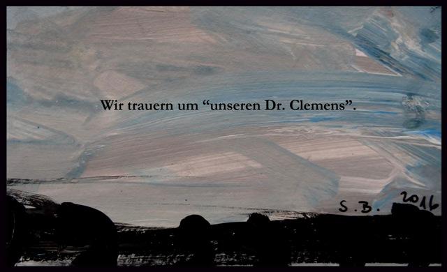 dr. clemens mader