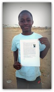 Schule in Namibia - Pendukeni