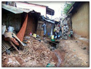 Kisenyi Slum, Kampala