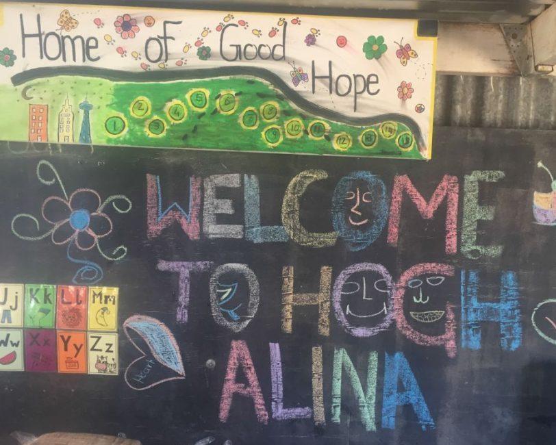 volontärin-alina-welcome