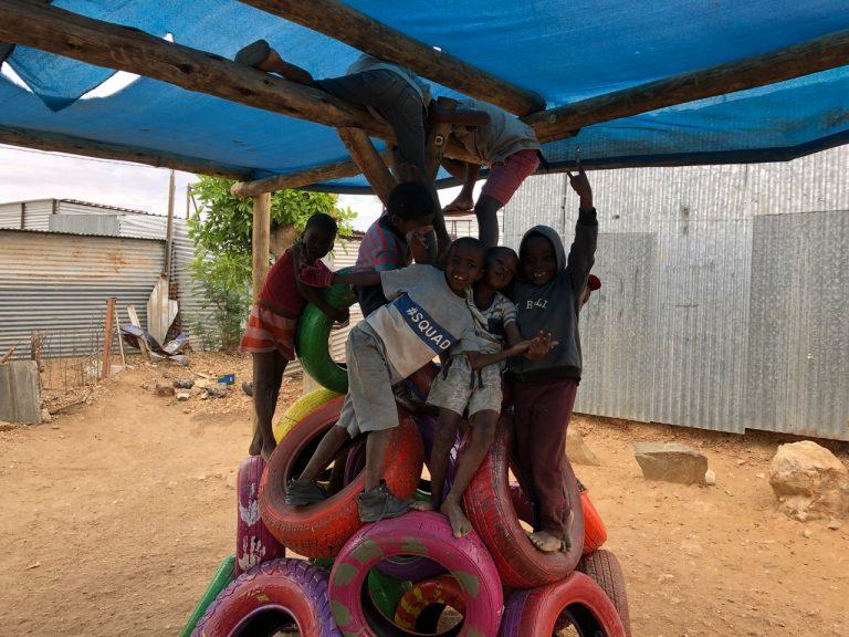 Reifen-HOGH in Katutura